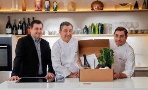 """Mantequilla de Soria en """"Gastronomía Sostenible"""""""