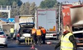 UGT exige más control de trabajo de transportistas