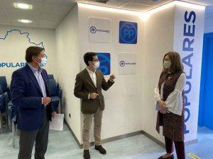 El PP pide que se licite la A-15 entre Soria y Tudela