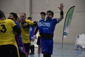 Balonmano Soria mejora opciones de promoción