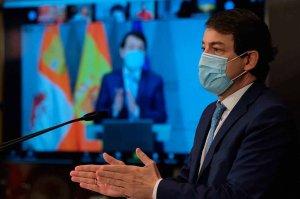 Nueva comparecencia en las Cortes para explicar pandemia