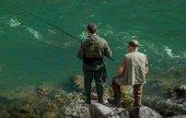 Los pescadores podrán canjear permisos de cotos