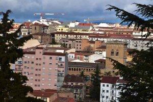 Soria, desde el castillo - fotos