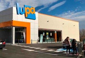 Supermercados Lupa selecciona personal