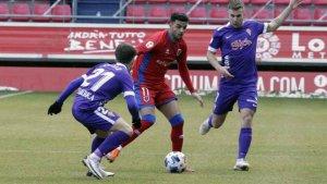 Video resumen del Numancia-Sporting B