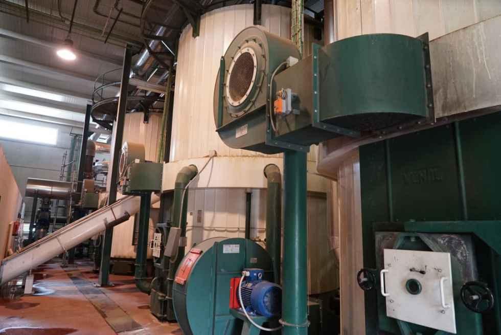 La Red de Calor garantiza calefacción en borrascas