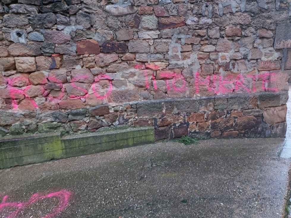 El PP condena las pintadas contra alcalde