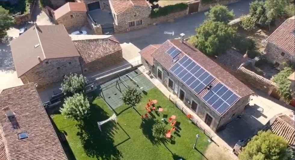 Primera comunidad energética rural en España