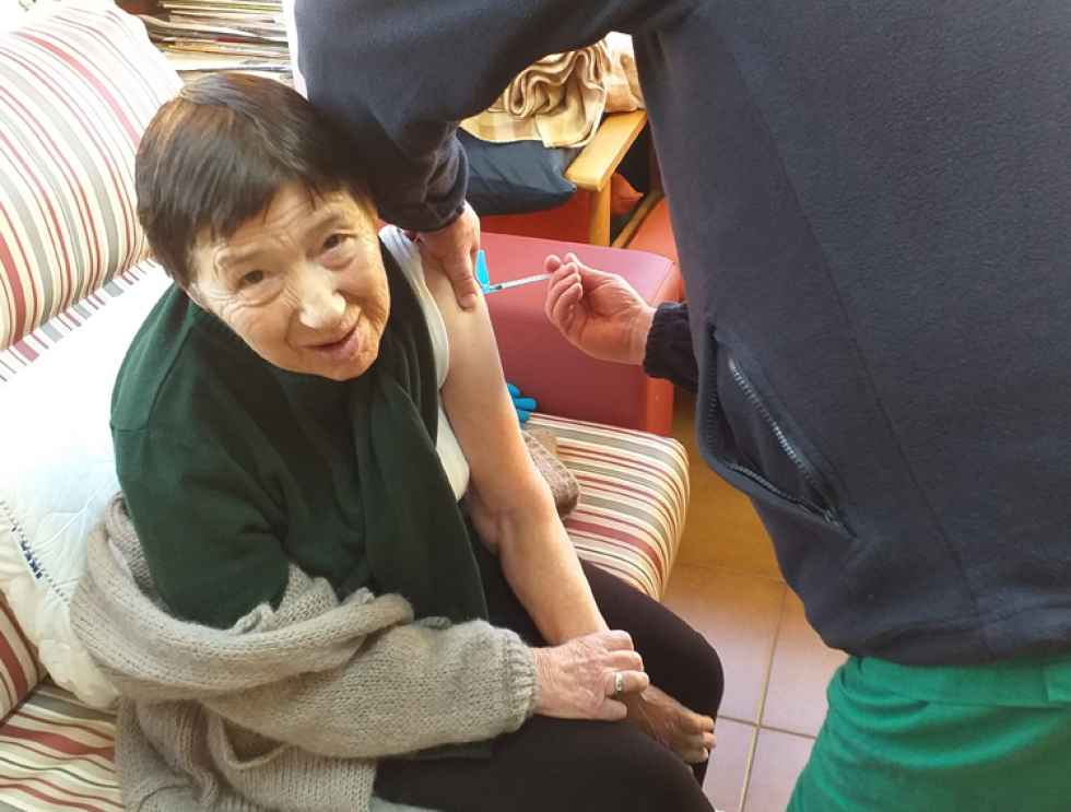 Vacunación preferente para personas con parálisis cerebral