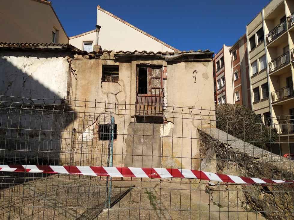 El patrimonio sufre dos nuevos derrumbes
