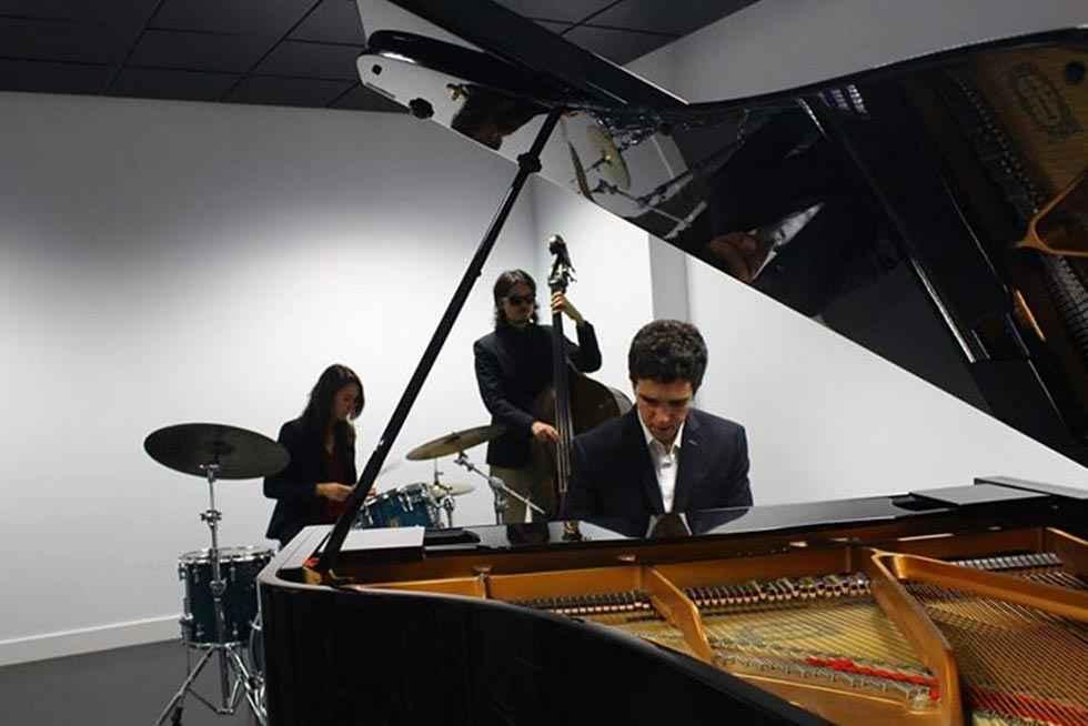 Concierto del pianista David Cid