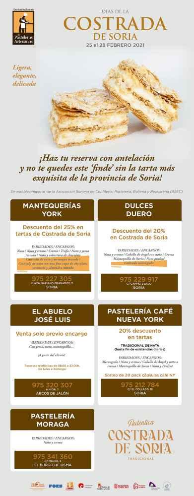 La Costrada de Soria, a ensanchar sus fronteras