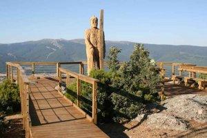 Ruta senderista al mirador de Cabeza Alta