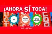 """IU apoya movilizaciones """"Ahora Sí Toca"""""""