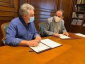 Diputación ratifica apoyo al BM Soria