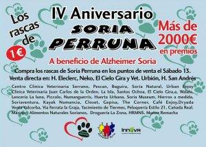 Campaña solidaria de Soria Perruna