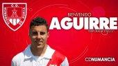 Aguirre, nueva incorporación para el Numancia