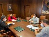Diputación y Diócesis avanzan en convenio para restauraciones