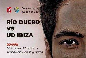 Río Duero recibe a Ibiza en duelo por salvación