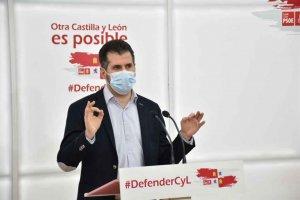 Tudanca pide dimisión de Mañueco tras auto de Supremo