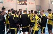 Nueva victoria de Balonmano Soria en Oviedo