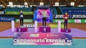 Marta Pérez, subcampeona de España en 1.500 metros