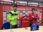 """Aguirre: """"Tenia ganas de debutar con este gran club"""""""