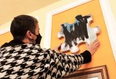 Infinity Art dona una obra de arte al Casino