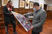 Recepción al Atletismo Numantino en la Diputación
