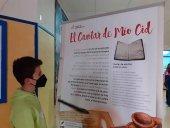 El Cid campea en las aulas de Los Escolapios