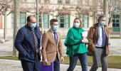 La Junta evalúa su respuesta a familias durante pandemia