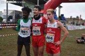 Cinco atletas en el Campeonato de España de cross