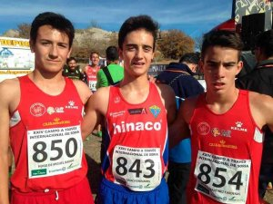 De Miguel y Martínez, oro con selección Castilla y León