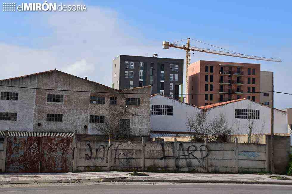 Soria 2030 plantea propuestas entorno construido