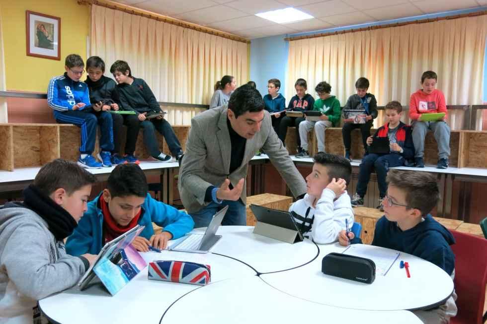Los Escolapios, entre los mejores colegios de España