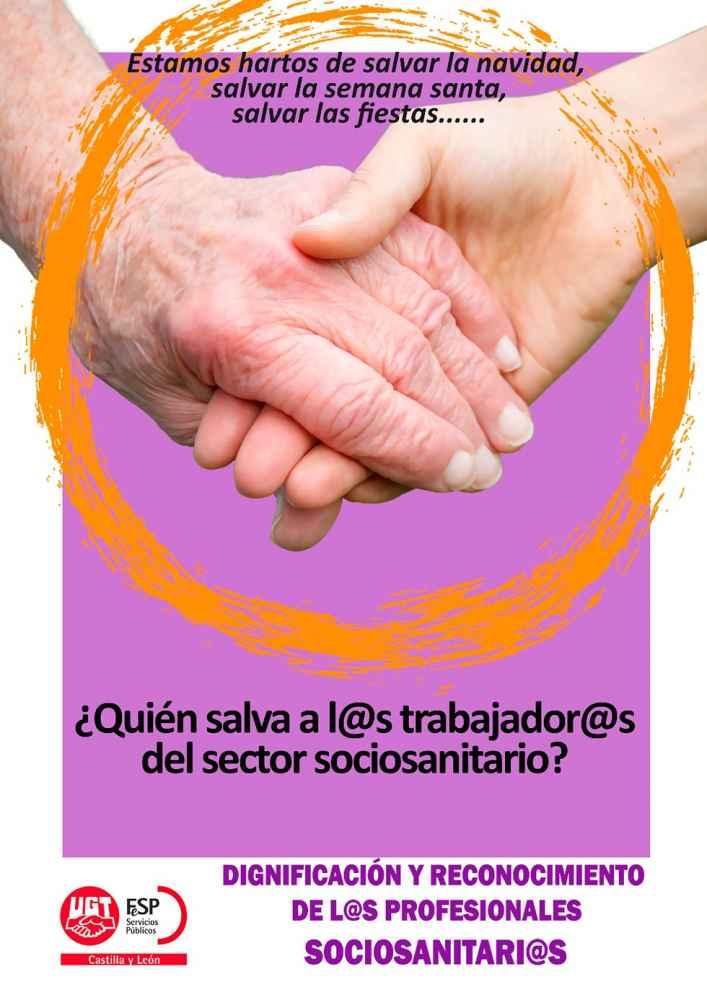 Campaña de UGT para reconocer a empleados públicos