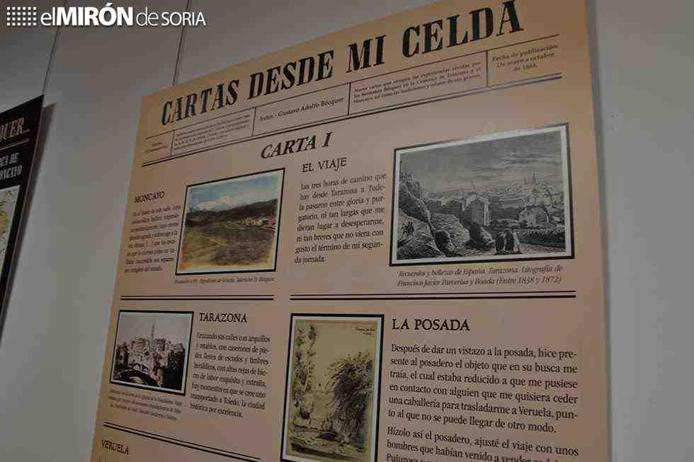 Exposición sobre el legado de los Bécquer