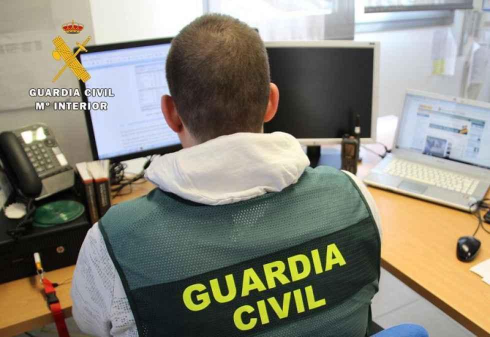 Posibles estafas en nombre de la Guardia Civil