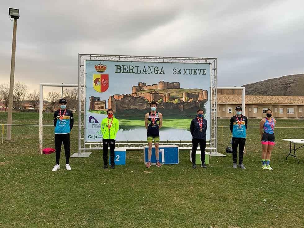 Márquez y Zorrilla demuestran su fortaleza en Berlanga