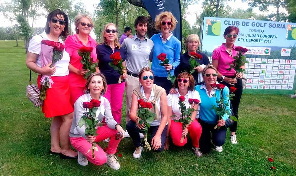 El Club de Golf celebra el Día de la Mujer