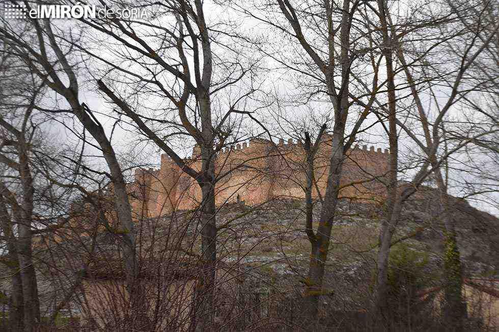 Castillos y fortalezas, desde el cielo