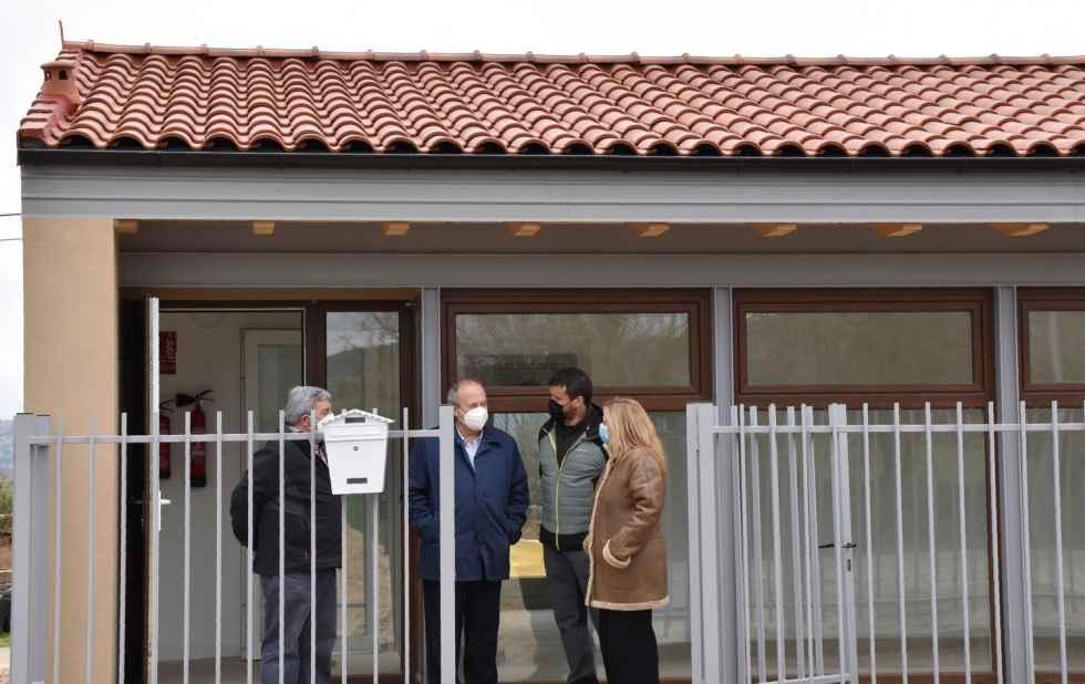 Nuevo consultorio local para Cubo de la Solana