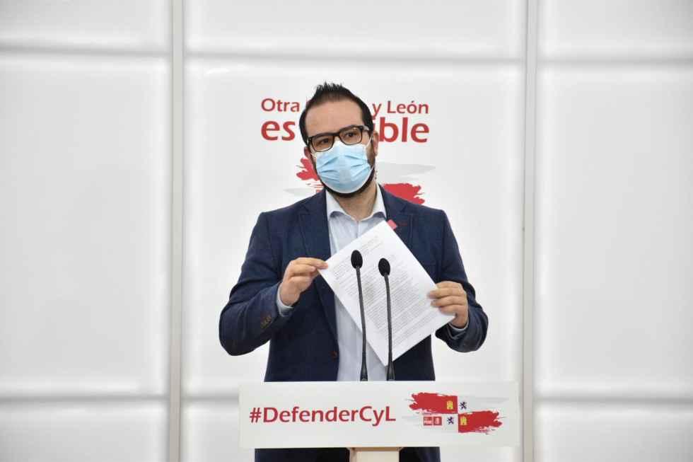 El PSOE pide ayudas directas para gimnasios