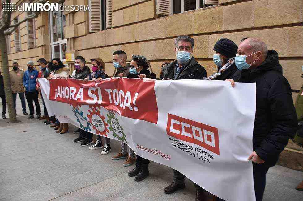 Los sindicatos urgen la agenda social al Gobierno