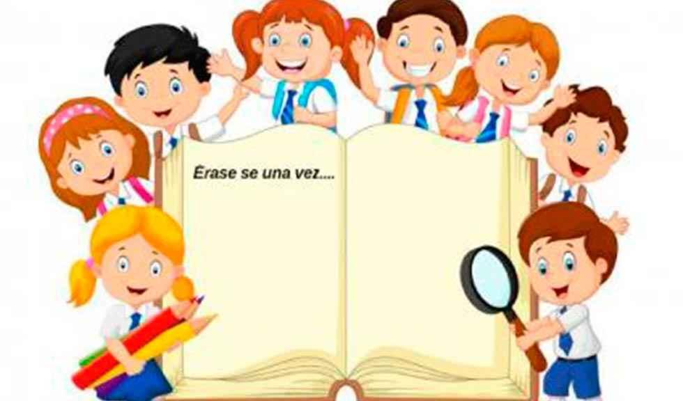 Los niños de Golmayo escriben su propio cuento