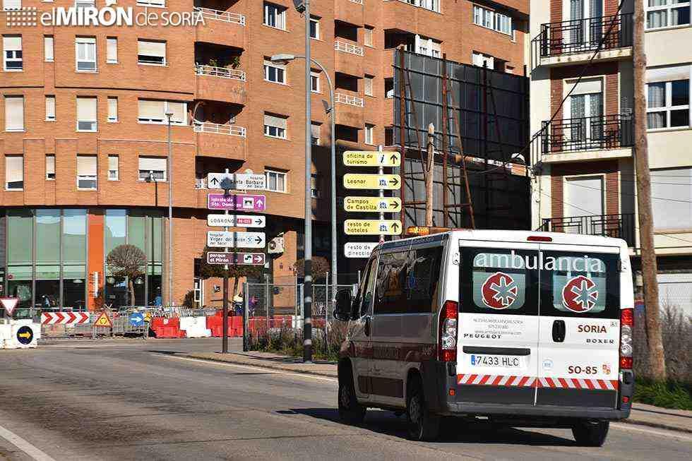 UGT convoca movilizaciones en transporte sanitario