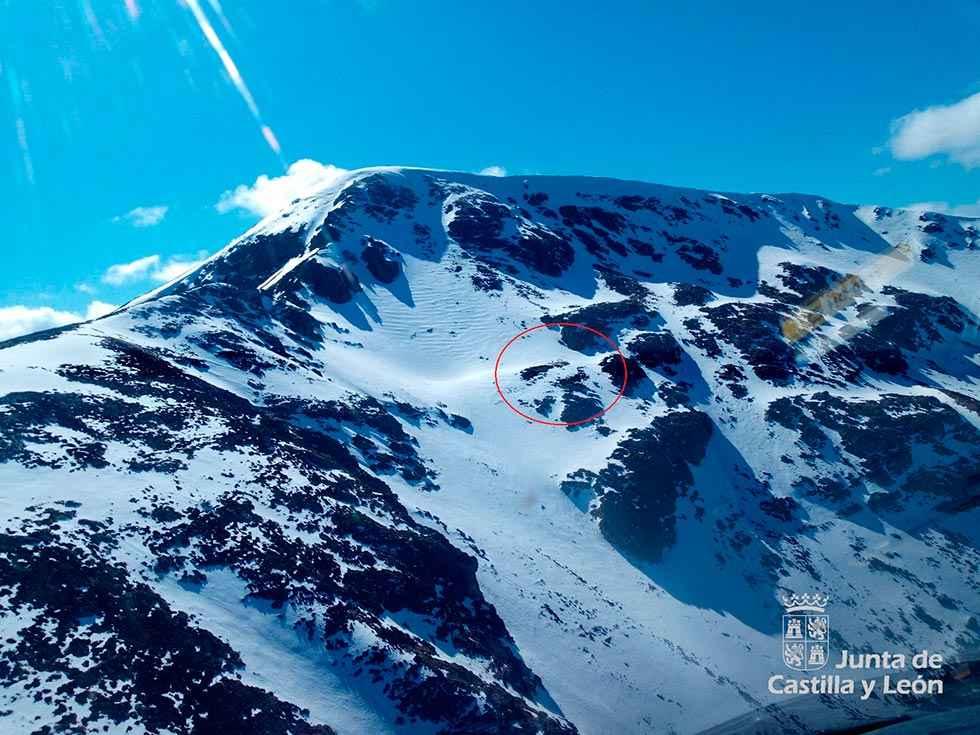 Fallece un montañero en el pico San Millán