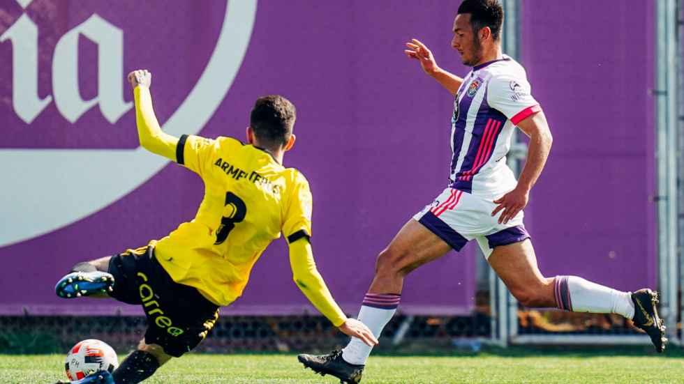 El filial del Valladolid cumple objetivo