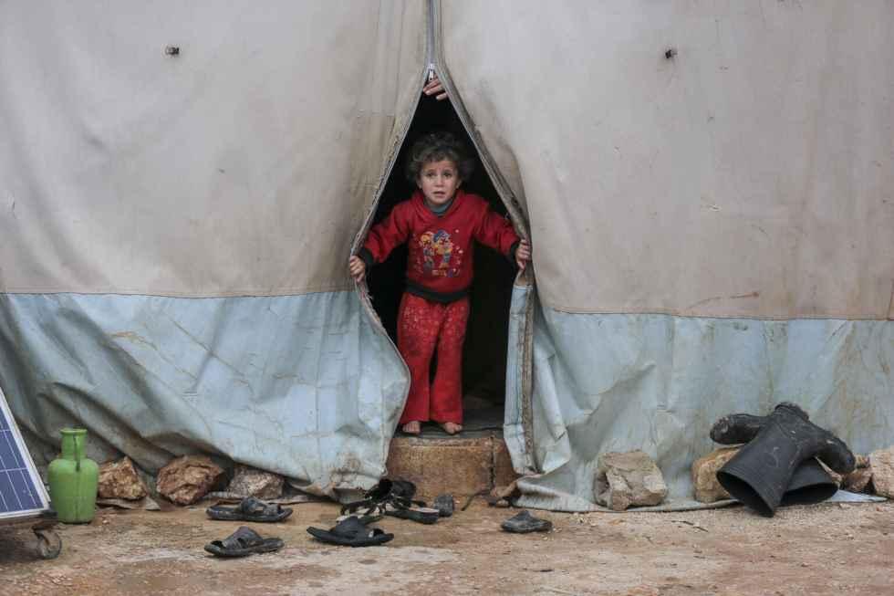 UNICEF: diez años de guerra en Siria