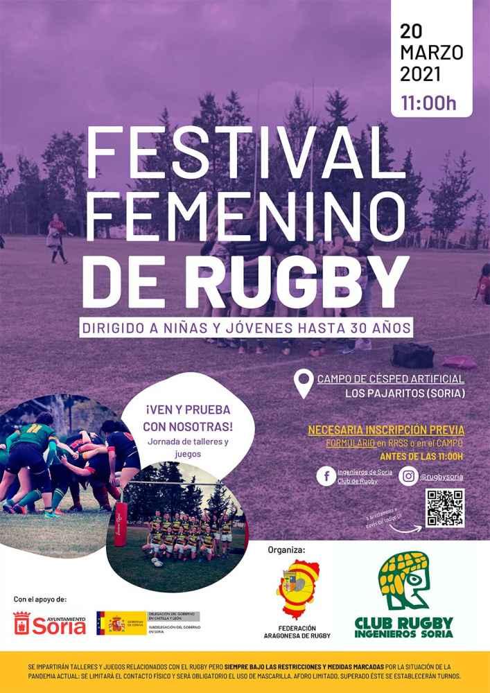 Festival Femenino de Rugby